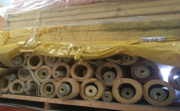 Fibreglass Sectional Pipe Insulation